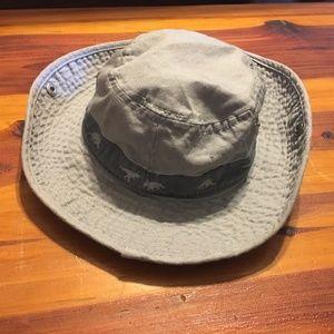 Carter's Dinosaur Summer Bucket Hat Chin Strap